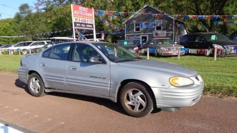 1999 Pontiac Grand Am for sale at Korz Auto Farm in Kansas City KS