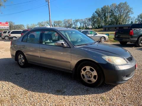 2004 Honda Civic for sale in Kansas City, KS