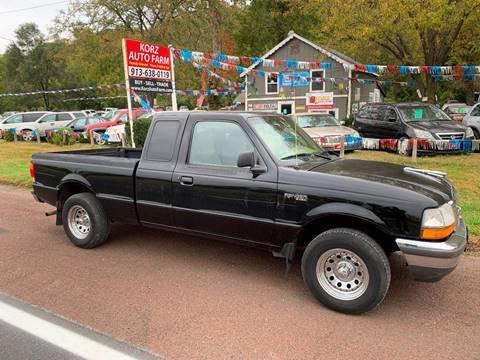 1998 Ford Ranger for sale in Kansas City, KS