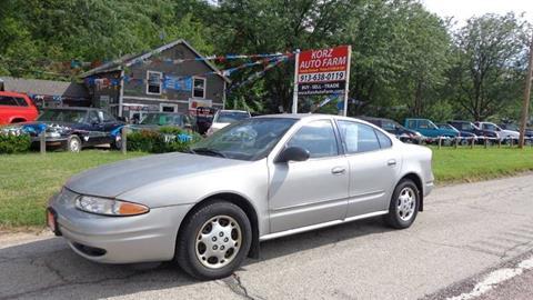 2000 Oldsmobile Alero for sale in Kansas City, KS