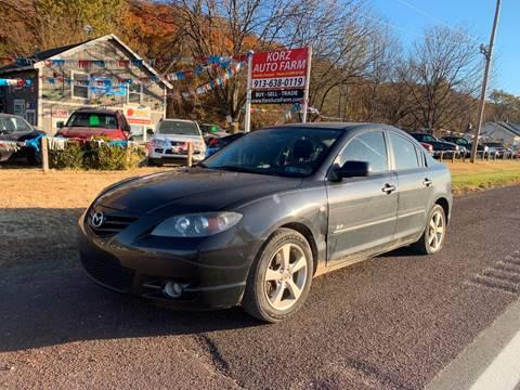 2006 Mazda MAZDA3 for sale in Kansas City, KS