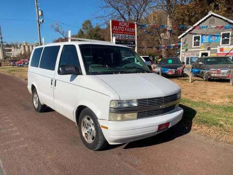 2005 Chevrolet Astro for sale at Korz Auto Farm in Kansas City KS