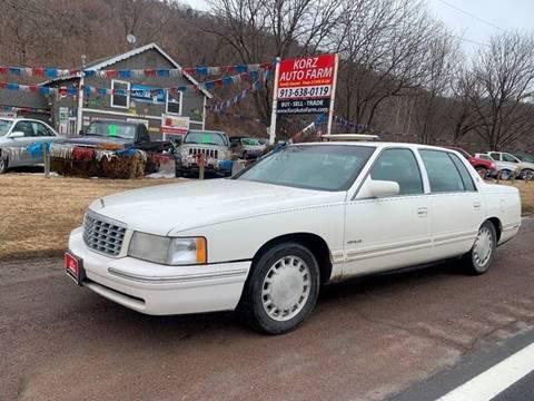 1997 Cadillac DeVille for sale at Korz Auto Farm in Kansas City KS