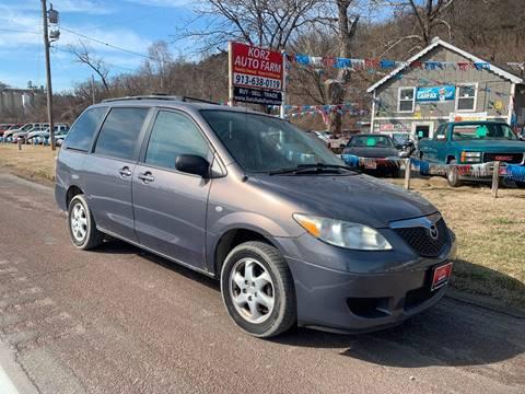 2006 Mazda MPV for sale at Korz Auto Farm in Kansas City KS