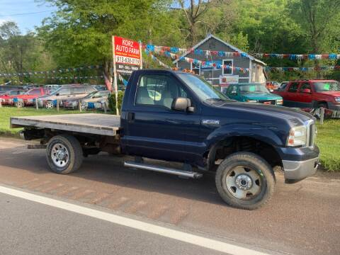 2005 Ford F-250 Super Duty for sale at Korz Auto Farm in Kansas City KS