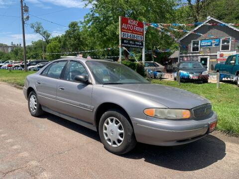 1999 Buick Century for sale at Korz Auto Farm in Kansas City KS