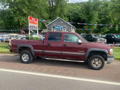 2001 Chevrolet Silverado 2500HD for sale at Korz Auto Farm in Kansas City KS
