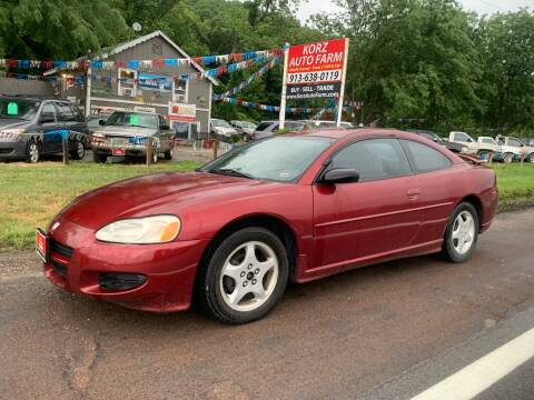 2002 Dodge Stratus for sale at Korz Auto Farm in Kansas City KS