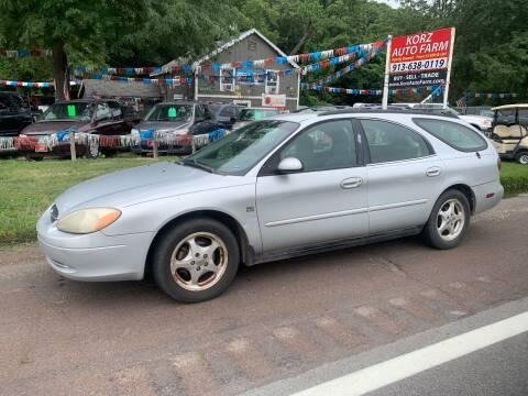 2000 Ford Taurus for sale at Korz Auto Farm in Kansas City KS
