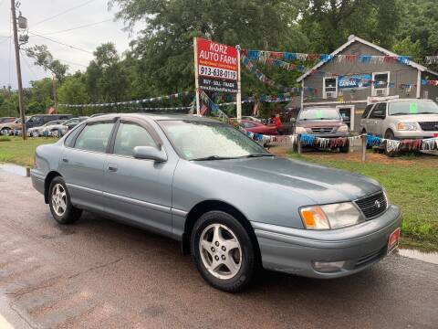 used 1999 toyota avalon for sale in melissa tx carsforsale com carsforsale com