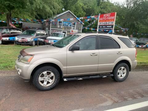 2006 Kia Sorento for sale at Korz Auto Farm in Kansas City KS