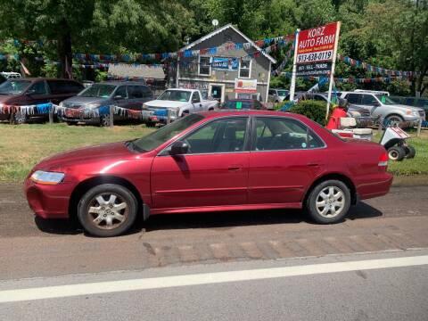 2002 Honda Accord for sale at Korz Auto Farm in Kansas City KS