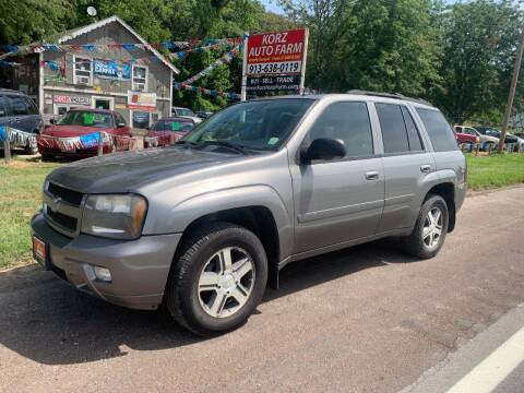 2006 Chevrolet TrailBlazer for sale at Korz Auto Farm in Kansas City KS