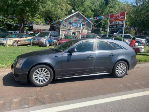2011 Cadillac CTS for sale at Korz Auto Farm in Kansas City KS