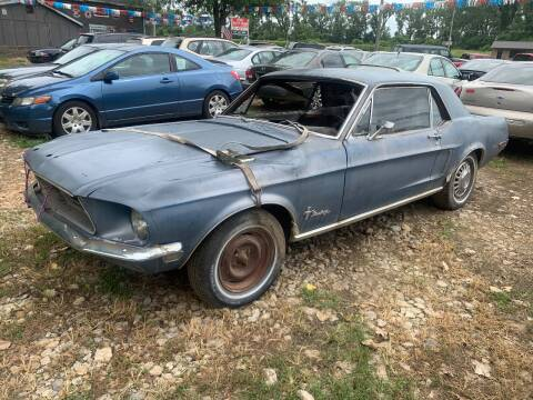 1968 Ford Mustang for sale at Korz Auto Farm in Kansas City KS