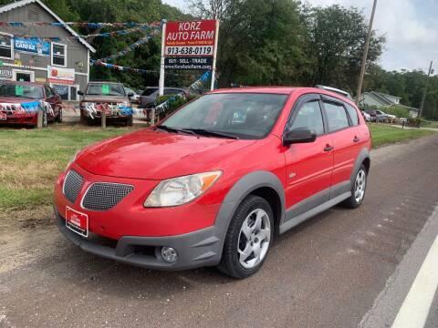 2005 Pontiac Vibe for sale at Korz Auto Farm in Kansas City KS