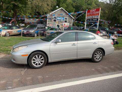2004 Lexus ES 330 for sale at Korz Auto Farm in Kansas City KS