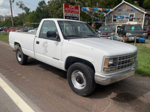 1990 Chevrolet C/K 2500 Series for sale at Korz Auto Farm in Kansas City KS