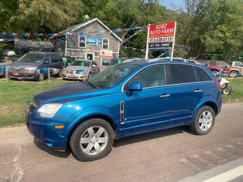 2009 Saturn Vue for sale at Korz Auto Farm in Kansas City KS