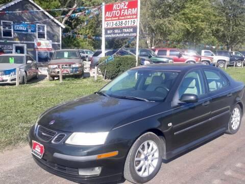 2003 Saab 9-3 for sale at Korz Auto Farm in Kansas City KS