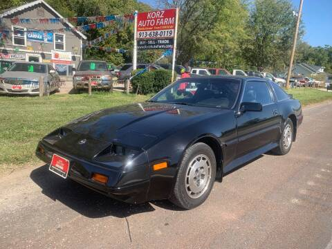 1986 Nissan 300ZX for sale at Korz Auto Farm in Kansas City KS