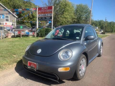 2003 Volkswagen New Beetle for sale at Korz Auto Farm in Kansas City KS