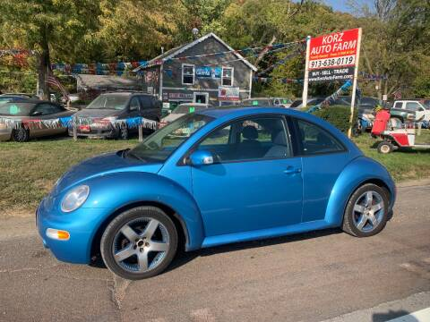 2004 Volkswagen New Beetle for sale at Korz Auto Farm in Kansas City KS
