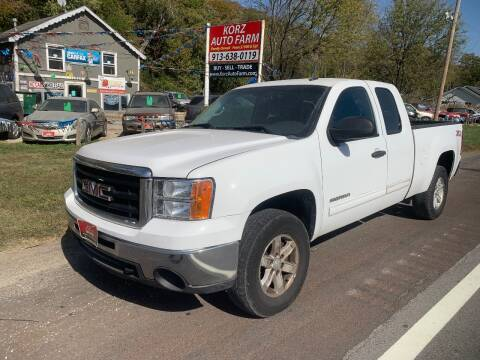 2009 GMC Sierra 1500 for sale at Korz Auto Farm in Kansas City KS