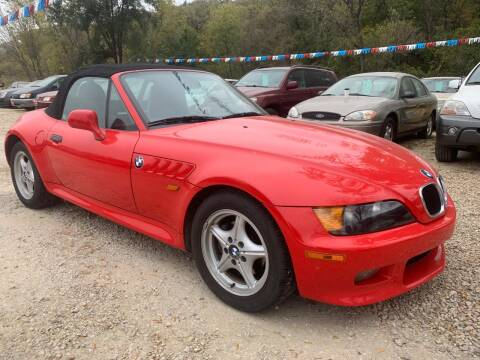 1999 BMW Z3 for sale at Korz Auto Farm in Kansas City KS