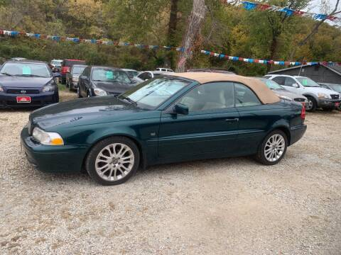 2001 Volvo C70 for sale at Korz Auto Farm in Kansas City KS