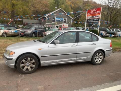 2002 BMW 3 Series for sale at Korz Auto Farm in Kansas City KS