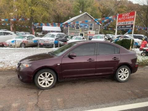 2007 Mazda MAZDA3 for sale at Korz Auto Farm in Kansas City KS