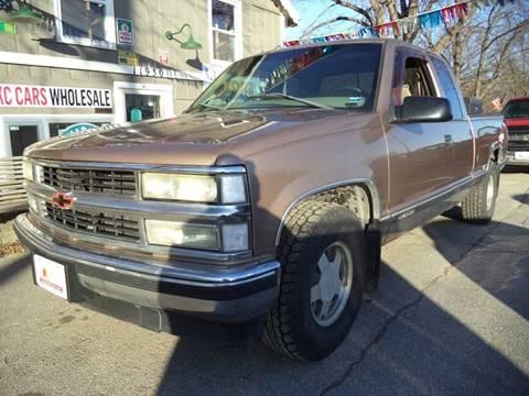 1997 Chevrolet C/K 1500 Series for sale in Kansas City, KS