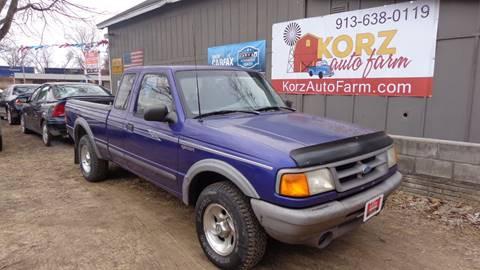 1995 ford ranger for sale in kansas city ks
