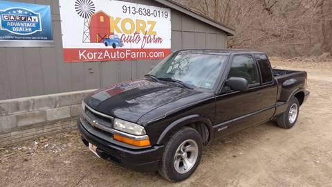 1999 Chevrolet S-10 for sale in Kansas City, KS