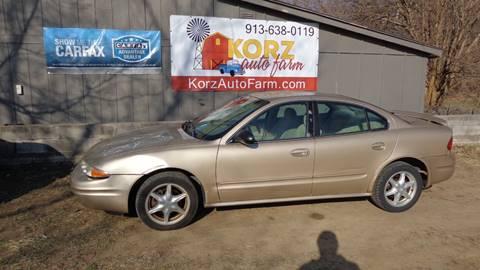 2003 Oldsmobile Alero for sale in Kansas City, KS