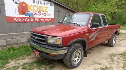 1997 Mazda B-Series Pickup for sale in Kansas City, KS