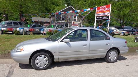 1999 Ford Contour for sale in Kansas City, KS