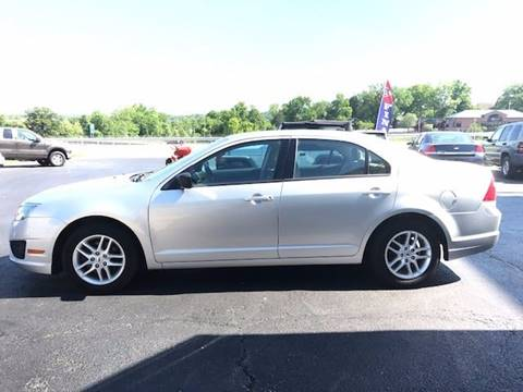 2012 Ford Fusion for sale in Eureka, MO
