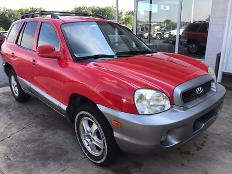 2003 Hyundai Santa Fe for sale in Eureka, MO