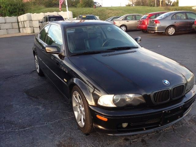 2002 Bmw 3 Series 325Ci 2dr Coupe In Eureka MO  M Kars Auto Sales LLC