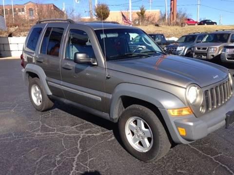 2005 Jeep Liberty for sale in Eureka, MO
