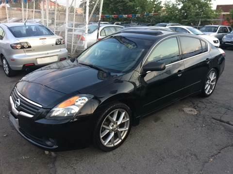 2007 Nissan Altima for sale in Paterson, NJ