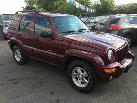 2003 Jeep Liberty for sale in Paterson, NJ