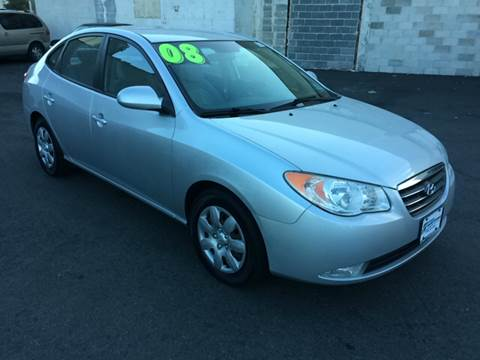 2008 Hyundai Elantra for sale in Paterson, NJ