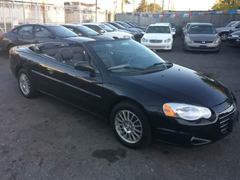 2005 Chrysler Sebring for sale in Paterson, NJ