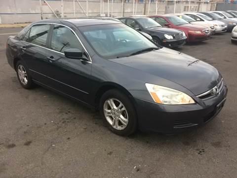 2006 Honda Accord for sale in Paterson, NJ
