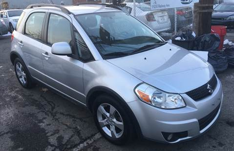 2011 Suzuki SX4 Crossover for sale in Paterson, NJ