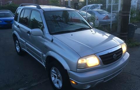 2002 Suzuki Grand Vitara for sale in Paterson, NJ