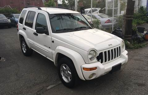 2002 Jeep Liberty for sale in Paterson, NJ